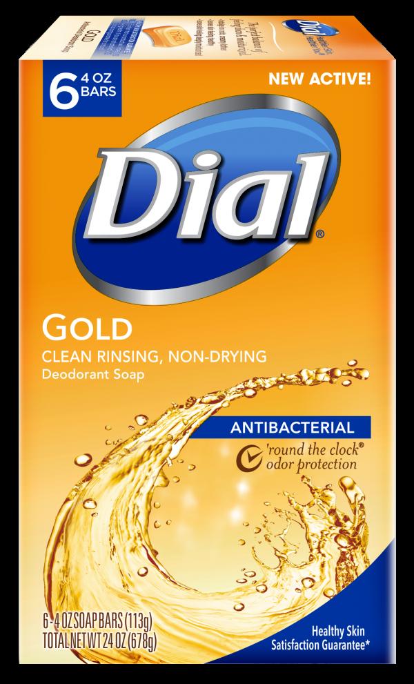 Dial Antibacterial Deodorant Bar Soap Gold 4 Ounce e1603719096790   Jsobs