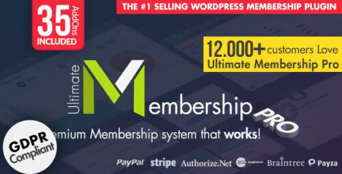 Ultimate Membership Pro | Jsobs